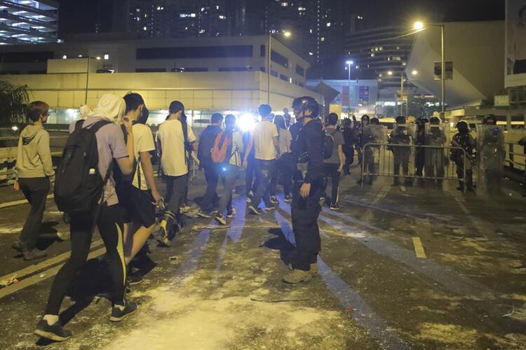 Hong Kongda yaşananlarda Çinin rolü ne