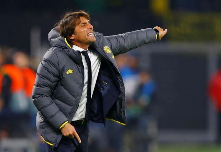 7) Conte / Inter