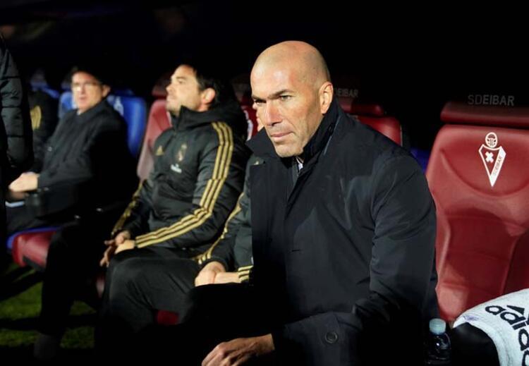 6) Zidane / Real Madrid