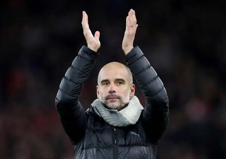 1) Guardiola / Manchester City