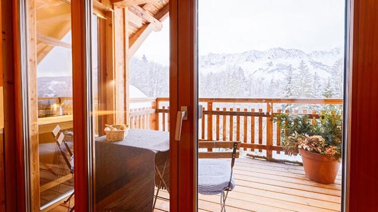 Balkonsuz olmaz: Kış balkonu