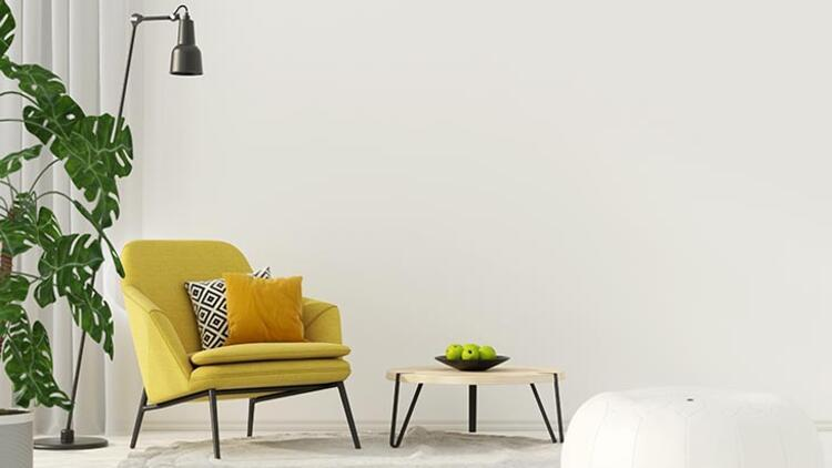 Hafif mobilyaları tercih edin