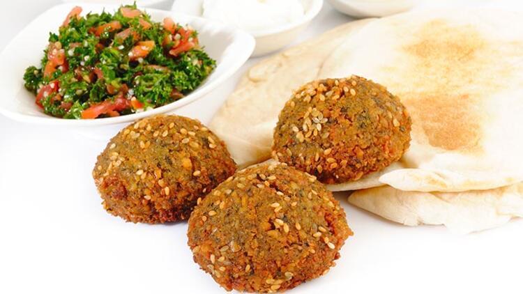 Lübnan-Falafel