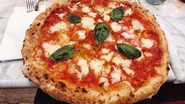 İtalya-Napoli Pizza