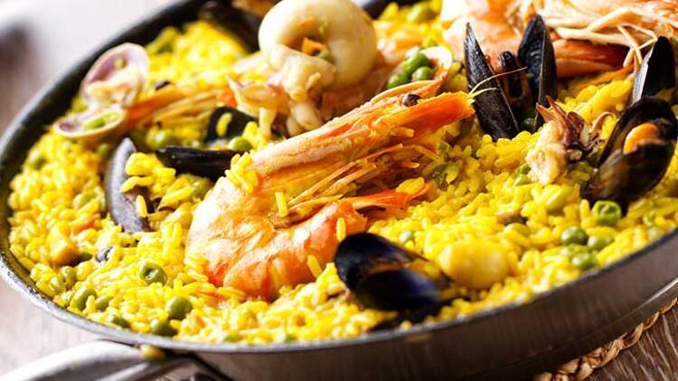 İspanya-Paella