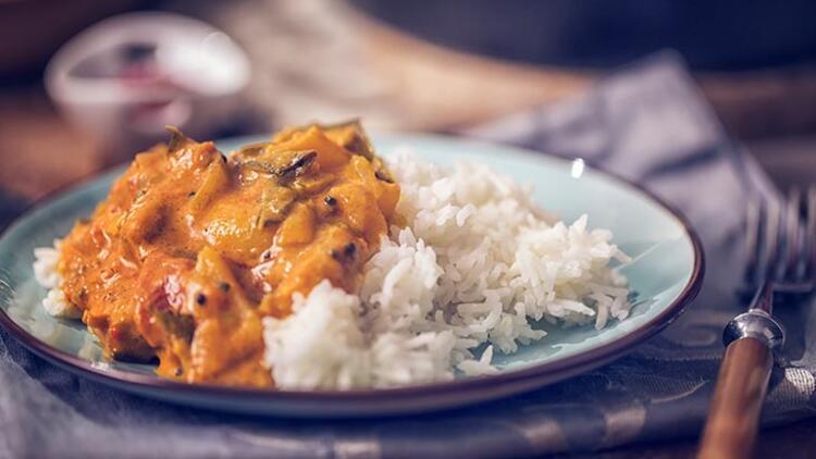 Hindistan-Tandoori Tavuk