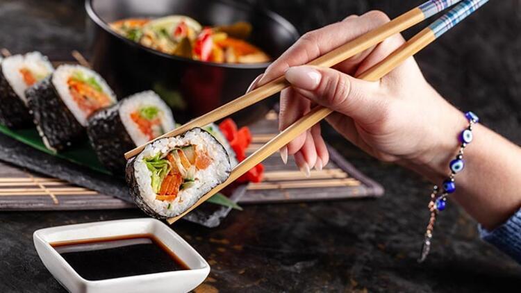 Japonya-Suşi