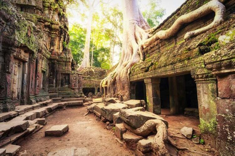 Angkor, Kamboçya