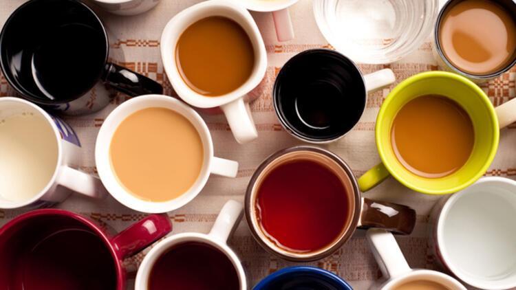 3-Çay ve kahveye dikkat