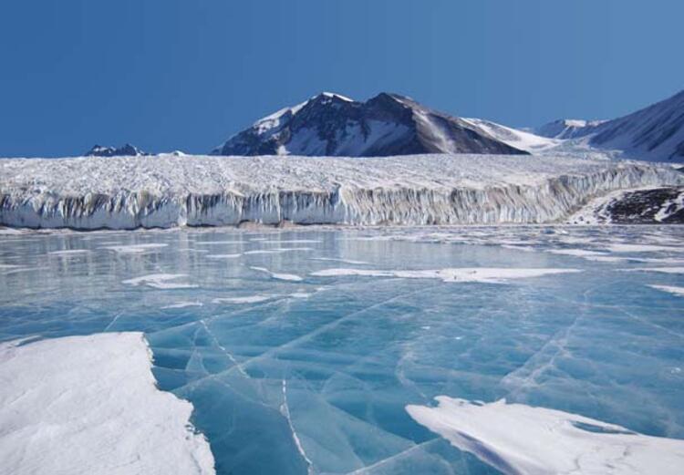 Vostok, Antartika