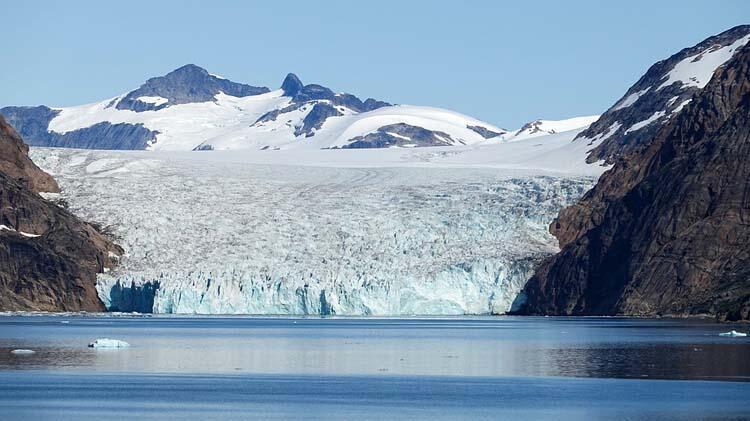 Kuzey Buzu, Grönland