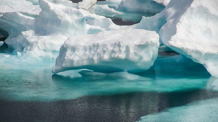 Eismitte, Grönland