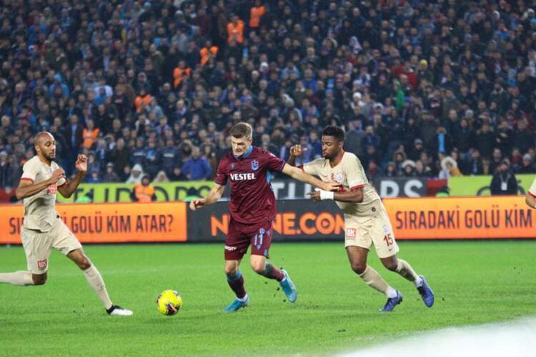 'Her an gol atabilecek gibi hissediyorum'