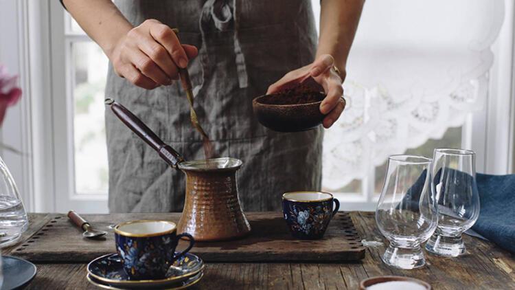 Türk kahvesinin anlamı: Karşılıklı sohbet