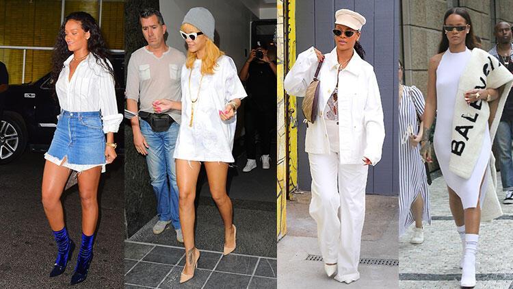 Rihanna giyene kadar her şey çirkin