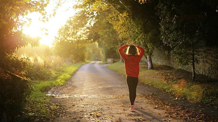 Düzenli olarak egzersiz yapın