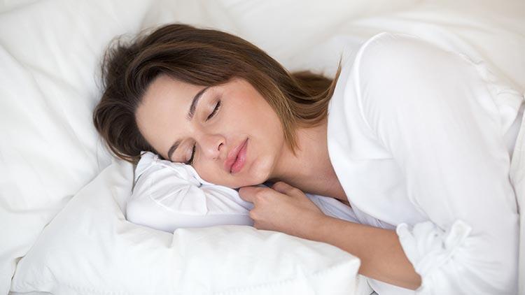 Düzenli ve kaliteli uyuyun