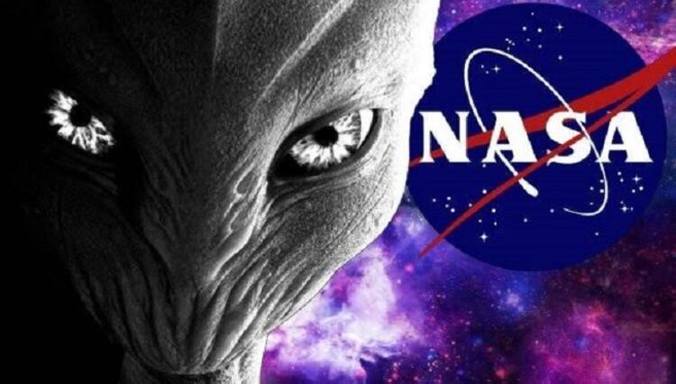 NASAnın 1991de paylaştığı Ay fotoğrafında UFO ortaya çıktı