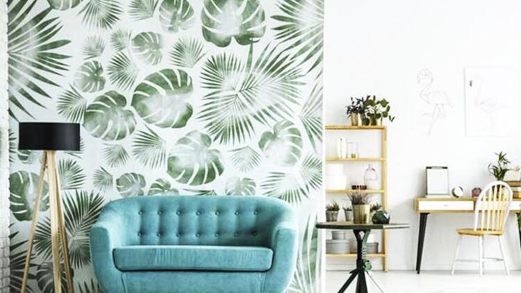 Daha süslü ve desenli duvarlar