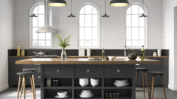 2020 mutfak trendleri: Siyah mutfak