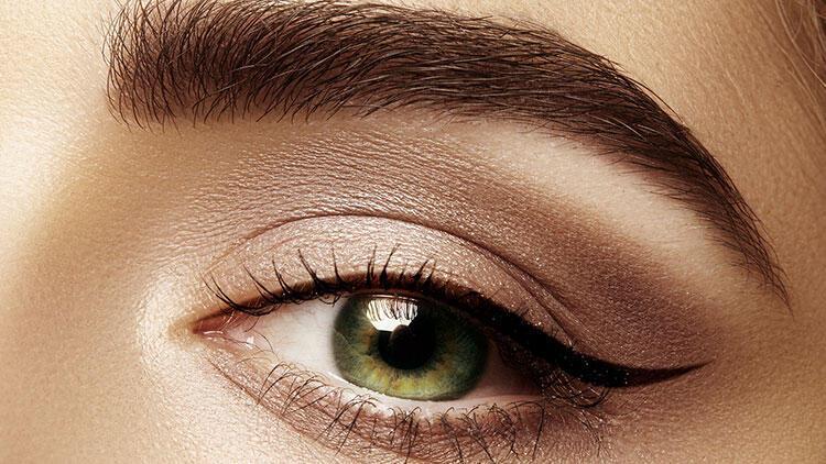Bozulan eyeliner tarihe karışıyor