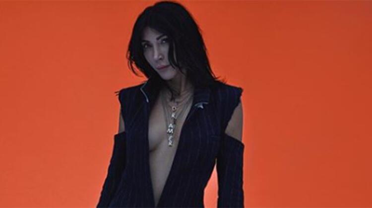 Hande Yener'in yeni imajı dikkat çekti! - Magazin Haberleri - Milliyet