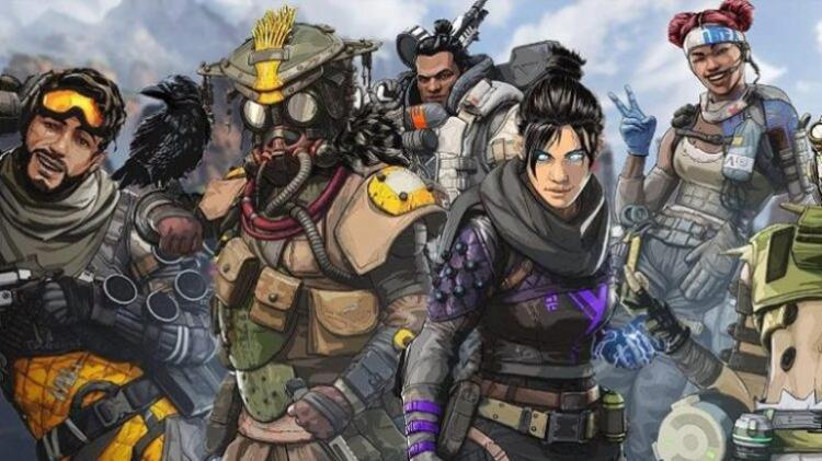 11. Apex Legends