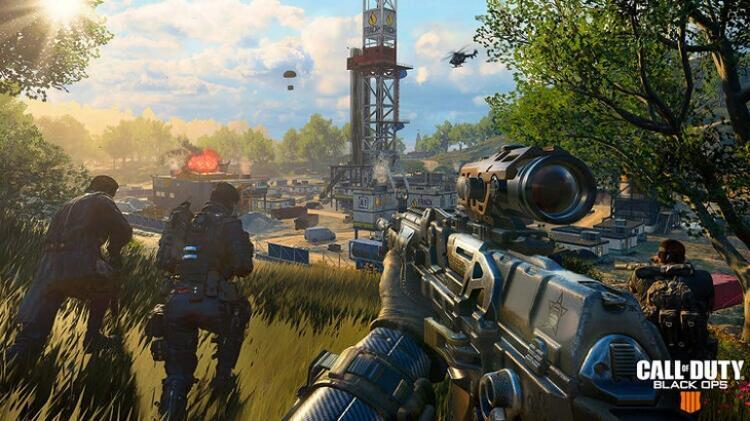 10. Call of Duty: Black Ops 4