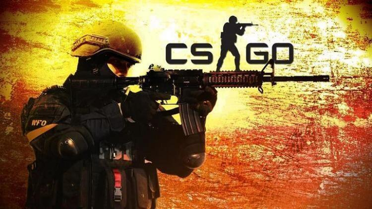 12. Counter Strike: Global Offensive (CS:GO)