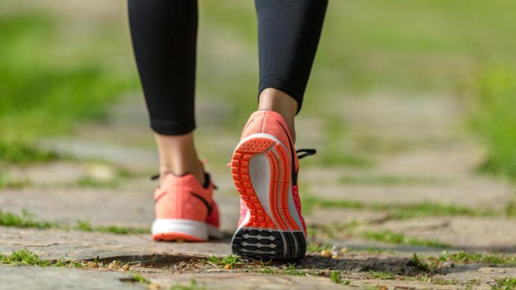 3-Fiziksel aktivitenizi artırın