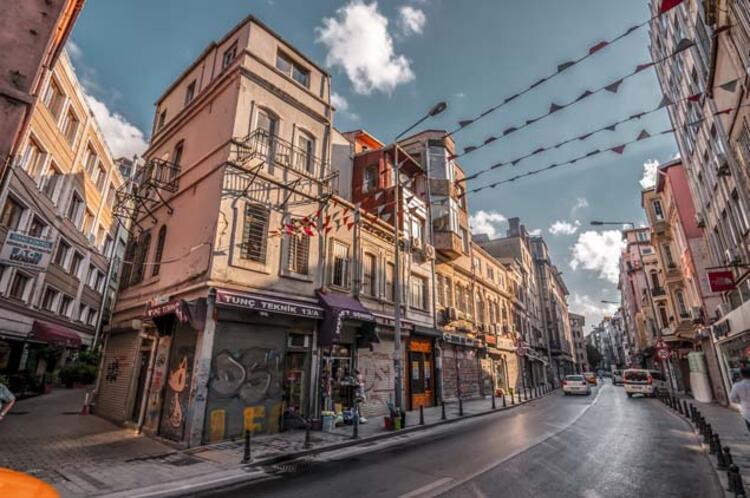 Karaköy - Tophane