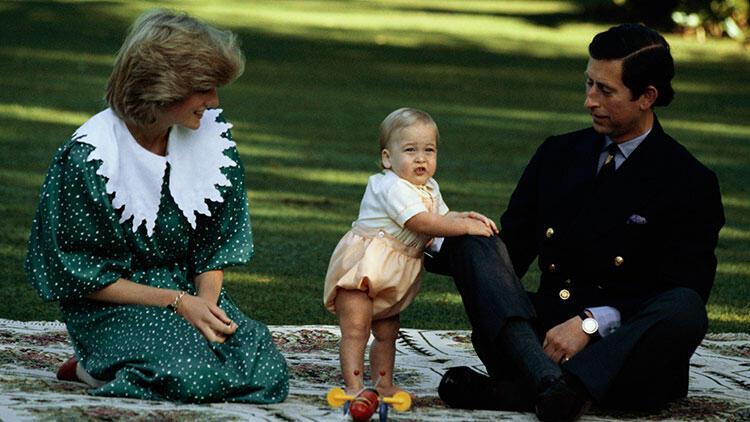 Kraliyet Prenses Dianayı seçiyor