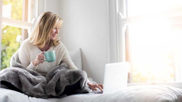Dizinizin dibinden ayrılmaz: Battaniye