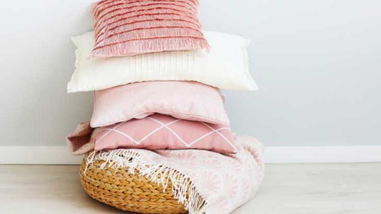 Konforuyla kışa çok etkisi var: Yastık