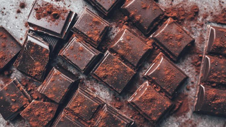 11-Bitter çikolata