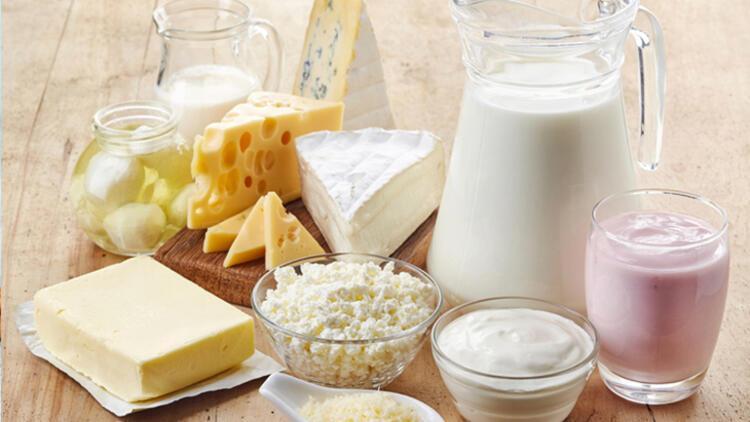 5-Süt ve süt ürünleri