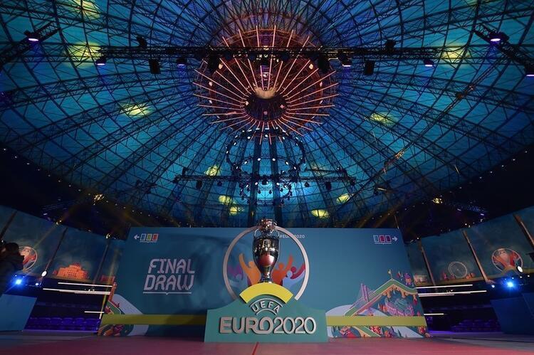 EURO 2020de rakiplerimiz İtalya, İsviçre ve Galler...