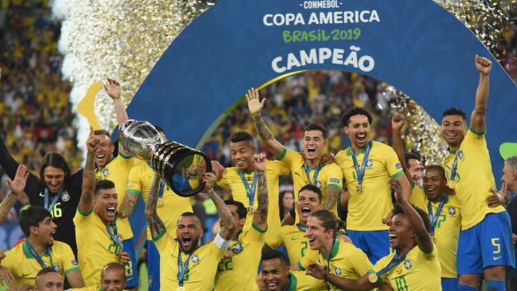 Copa Americada samba
