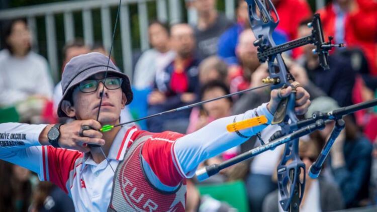 Mete Gazoz Dünya Şampiyonu