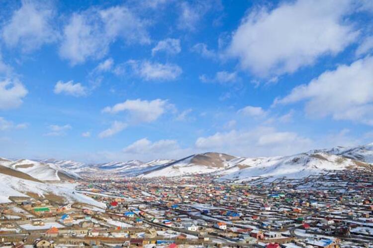 6. Moğolistan
