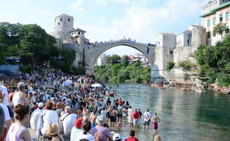 Mostar, Bosna - Hersek