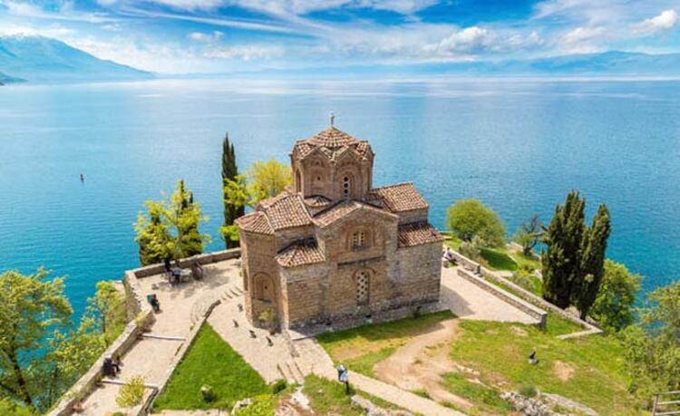 Ohrid, Kuzey Makedonya