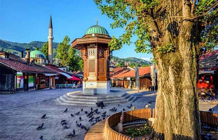 Saraybosna, Bosna - Hersek
