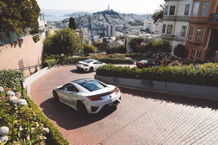 Lombad Street, San Francisco