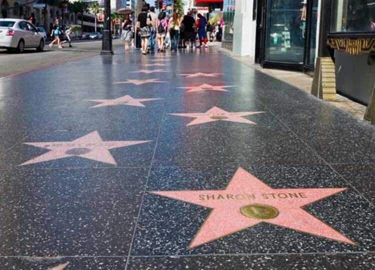 Hollywood Bulvarı, Los Angeles