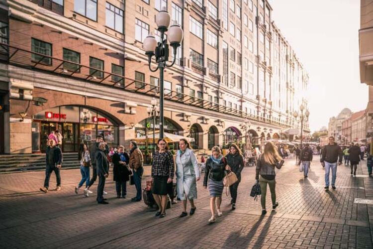 Arbat, Moskova