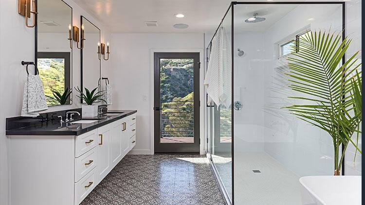 Duş odaları