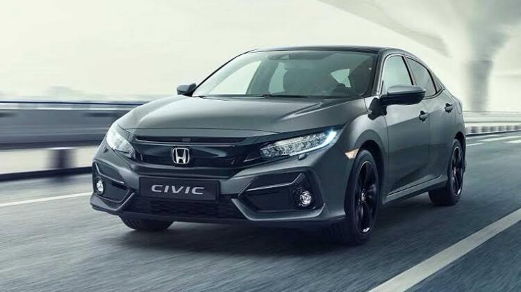 5- Honda Civic