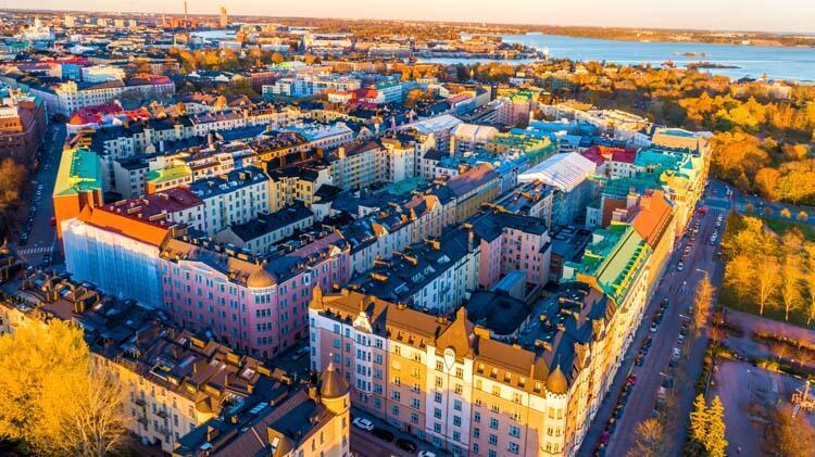 3. Finlandiya