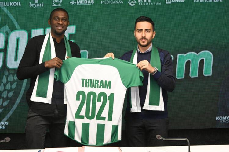 Rogerio Thuram: Pas Lamiadan İH Konyaspora